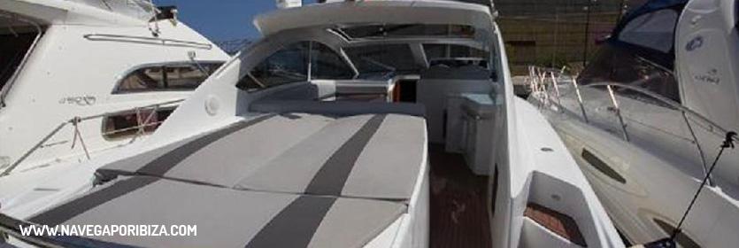 barco en Ibiza para alquilar
