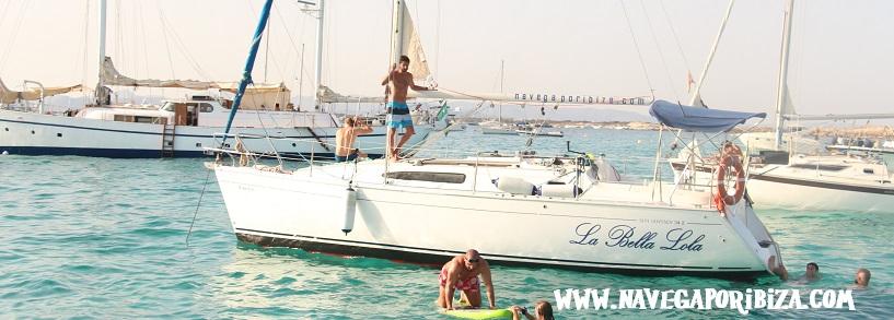 Fin de semana en barco ibiza