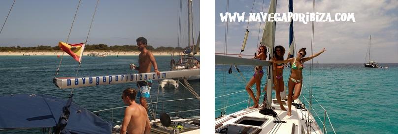 alquiler barco en ibiza fin de semana