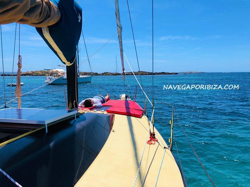 barco alquiler ibiza