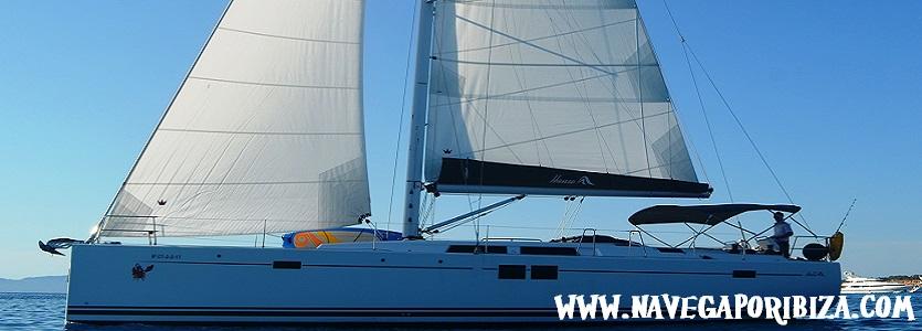 alquiler barco Ibiza de lujo