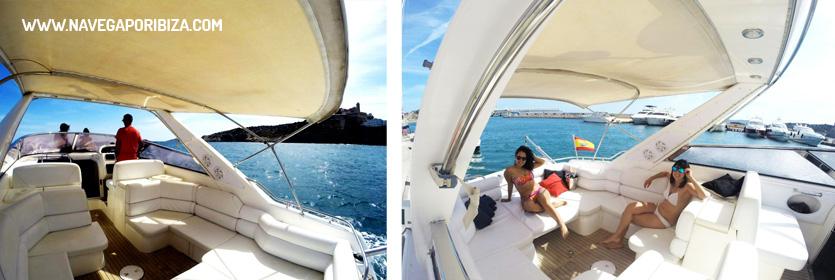 yate económico en ibiza y Formentera